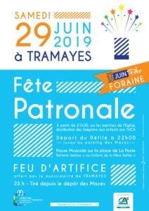 Read more about the article Fête Patronale Juin 2019