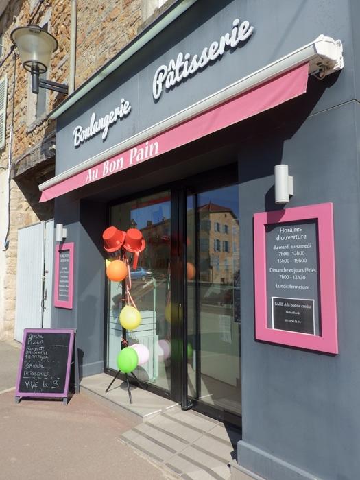 Boulangerie Patisserie A La Bonne Croûte Tramayes (1)