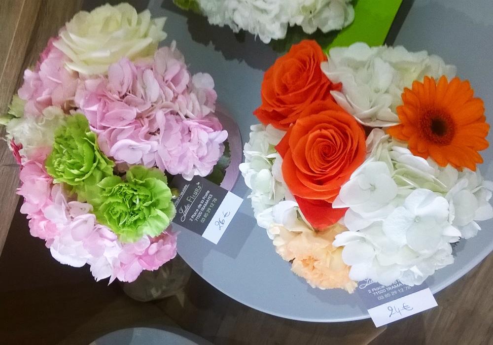 Fleuriste Julie Feurs TRAMAYES Saone et Loire Bourgogne Cluny Matour (18)
