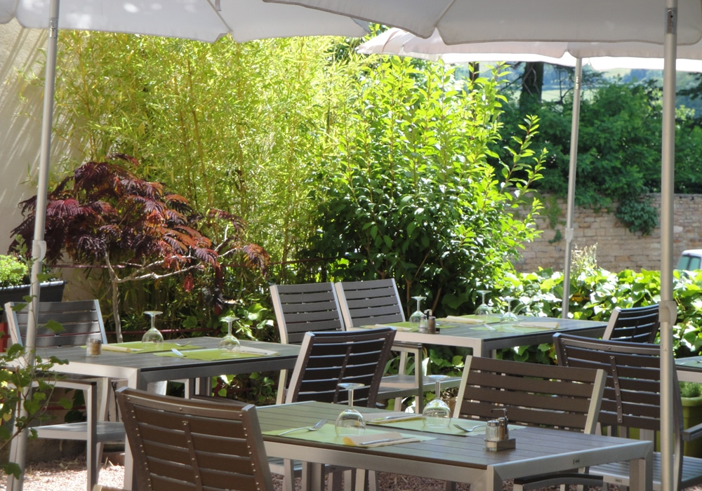Hotel Restaurant Tramayes Le Marronnier UCA Tramayes Bourgogne Saone et Loire 71 (9)