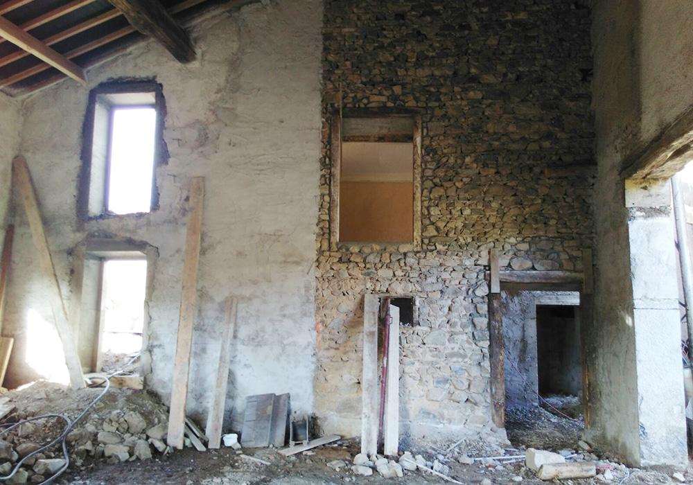 Pascal Sangouard Maconnerie Construction Assainissement Sablage UCA Tramayes Saone-et-Loire Bourgogne 71 Macon