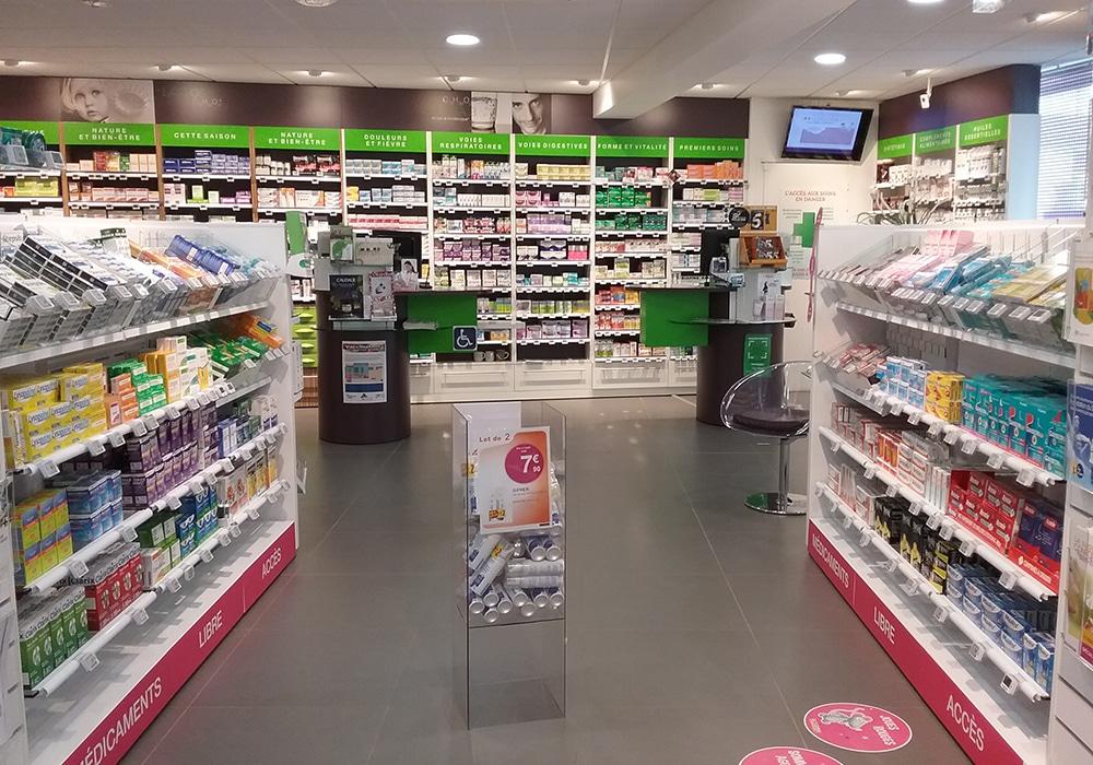 Pharmacie Opticien BAUDIN UCA Tramayes Saone et Loire Bourgogne 71(2)