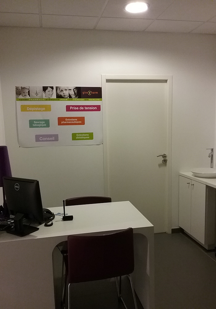 Pharmacie Opticien BAUDIN UCA Tramayes Saone et Loire Bourgogne 71(8)