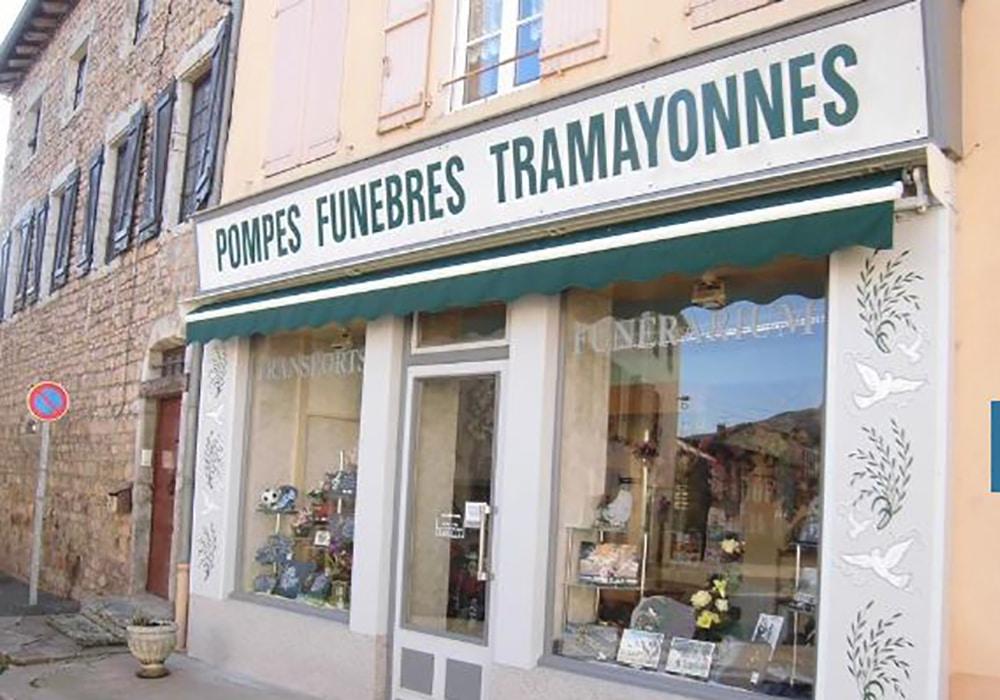 Pompes Funèbres Riviere UCA Tramayes Saone-et-Loire Bourgogne 71