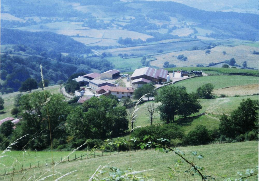 Produits Fermiers GAEC PARDON TRAMAYES Saone et Loire (1)