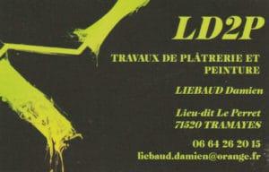 LD2P Damien Liebaud Platrerie peinture Tramayes Cluny Matour Saone et loire Bourgogne 71-2