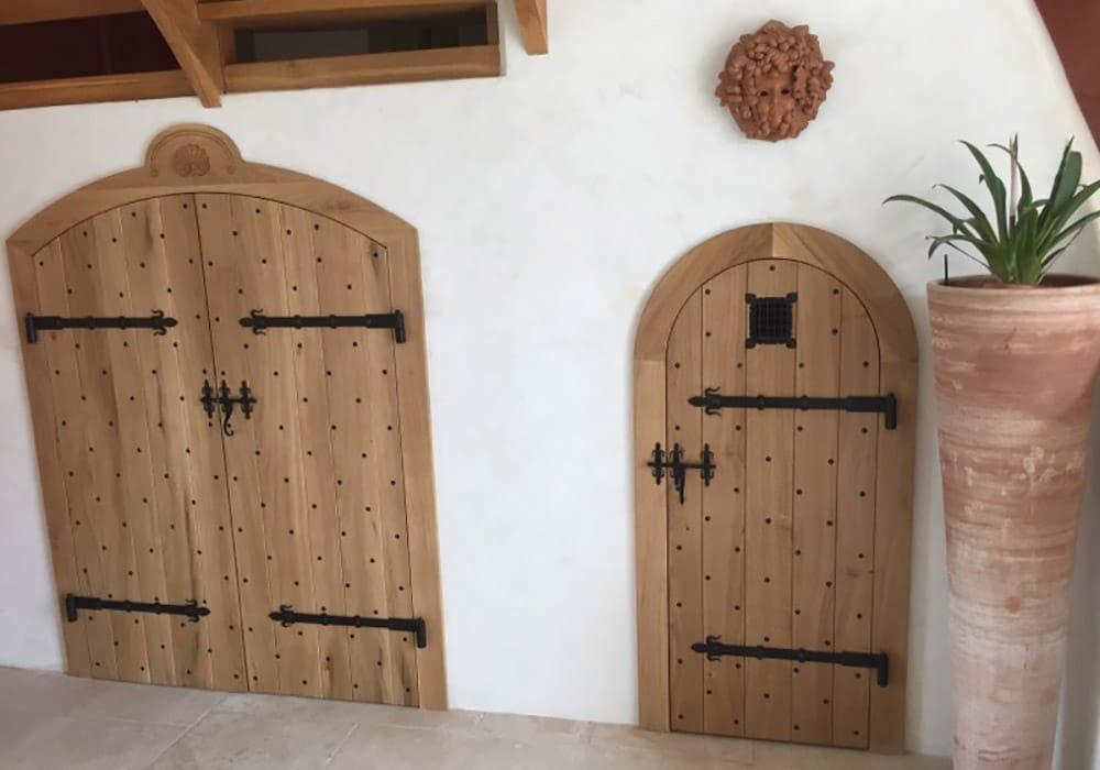 Pierre Yves Garel menuiserie ebenisterie fabrication artisanale bois massif tramayes saone et loire 71-10