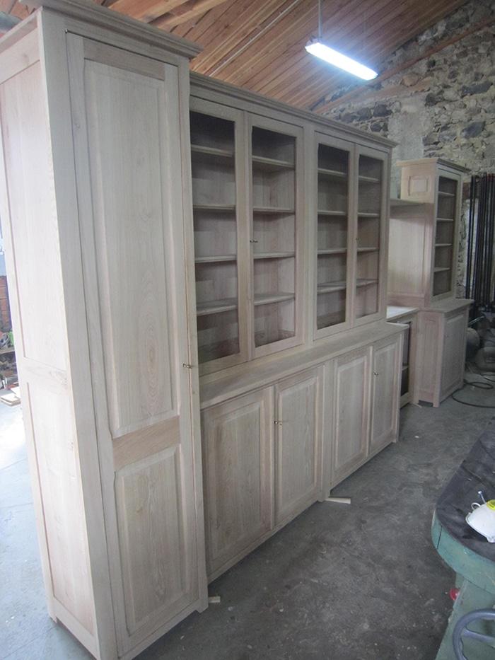 Pierre Yves Garel menuiserie ebenisterie fabrication artisanale bois massif tramayes saone et loire 71-5