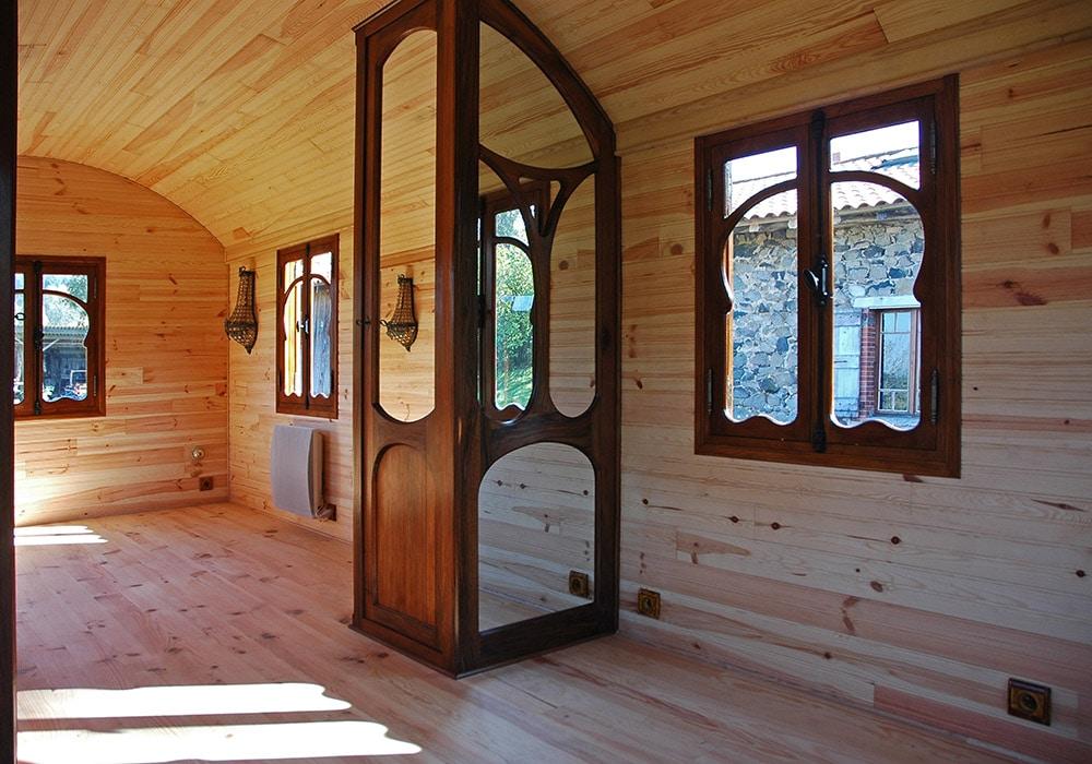 Pierre Yves Garel menuiserie ebenisterie fabrication artisanale bois massif tramayes saone et loire 71-6