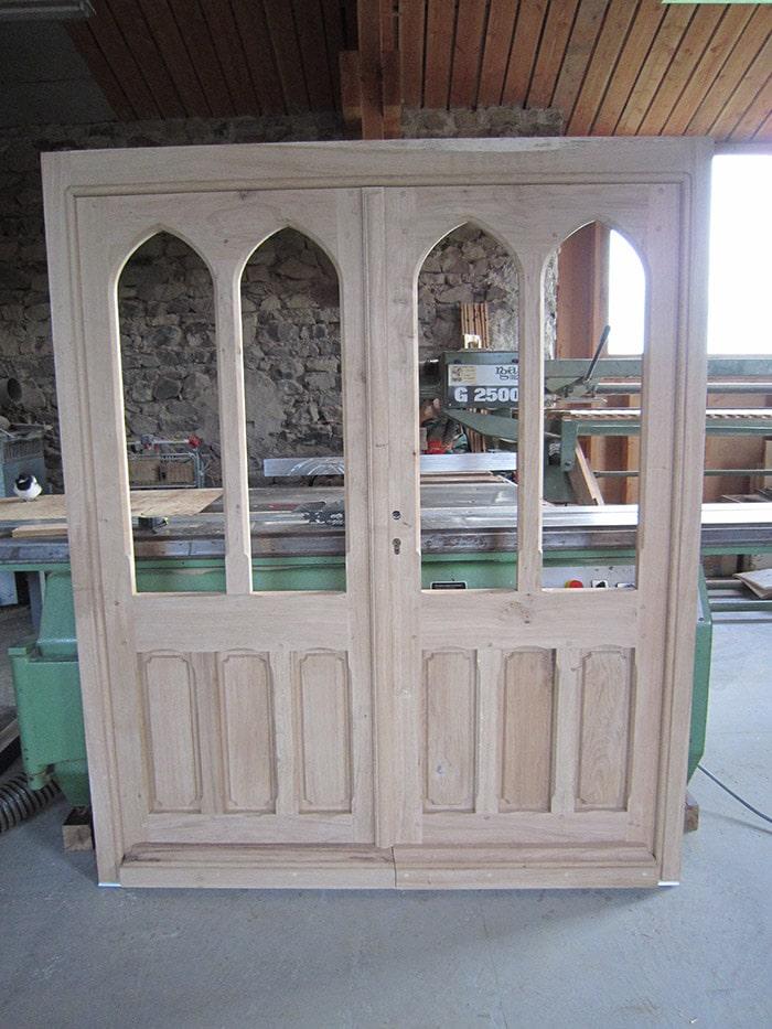 Pierre Yves Garel menuiserie ebenisterie fabrication artisanale bois massif tramayes saone et loire 71-8