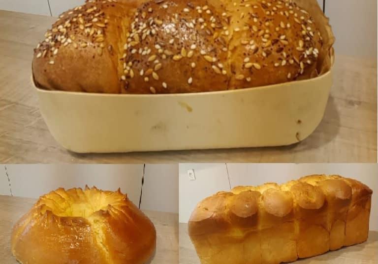Boulangerie Patisserie A La Bonne Croûte Tramayes Brioches