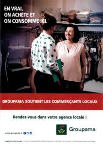 Read more about the article Groupama soutient les commerçants locaux