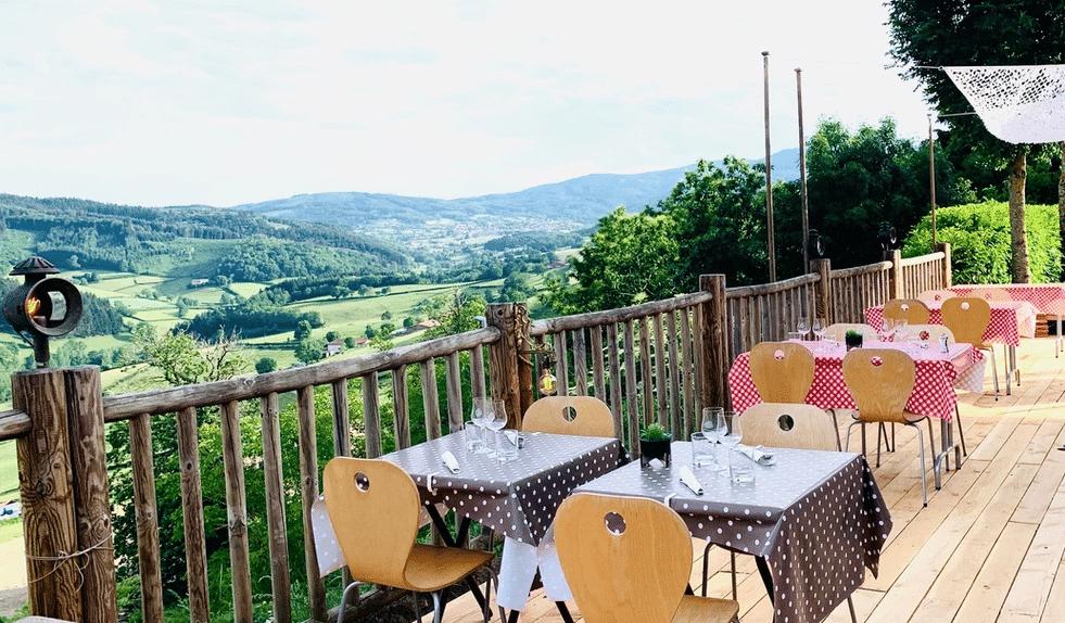 La Charmette Julien restaurant bar Saint Christophe la Montagne Saone et loire Rhone UCA Tramayes-8